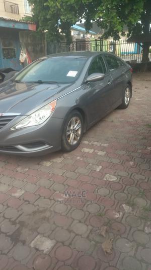 Hyundai Sonata 2011 Gray | Cars for sale in Lagos State, Magodo