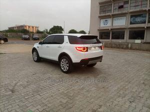 Land Rover Discovery 2018 HSE LUXURY 4x4 White   Cars for sale in Abuja (FCT) State, Central Business Dis