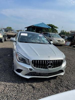 Mercedes-Benz CLA-Class 2015 Silver | Cars for sale in Delta State, Warri