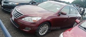 Hyundai Genesis 2011 4.6 Red | Cars for sale in Delta State, Warri
