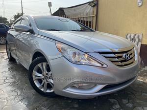Hyundai Sonata 2012 Silver | Cars for sale in Lagos State, Alimosho