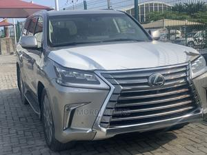 Lexus LX 2018 570 AWD Silver | Cars for sale in Lagos State, Lekki