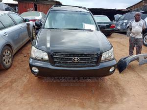 Toyota Highlander 2002 Limited V6 AWD Black | Cars for sale in Lagos State, Ikeja
