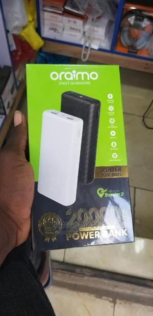 Oraimo Power Bank 20,000mah   Accessories for Mobile Phones & Tablets for sale in Lagos State, Ikeja