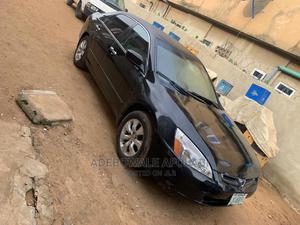 Honda Accord 2004 Automatic Black | Cars for sale in Lagos State, Ojodu