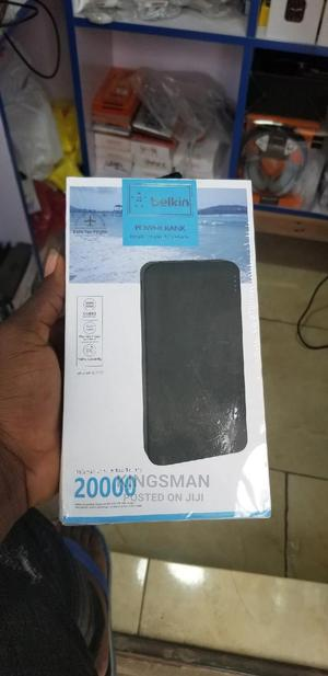 Belkin Power Bank 20,000mah   Accessories for Mobile Phones & Tablets for sale in Lagos State, Ikeja