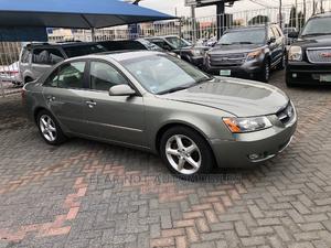 Hyundai Sonata 2008 3.3 V6 GLS Green | Cars for sale in Lagos State, Ojodu