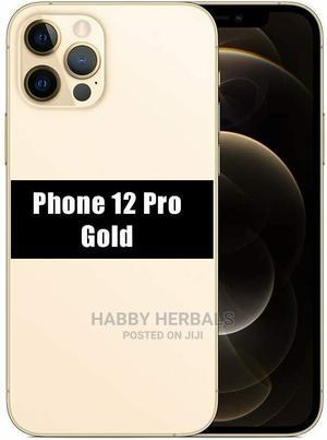 Apple iPhone 12 Pro Max 512GB Gold   Mobile Phones for sale in Ogun State, Ado-Odo/Ota
