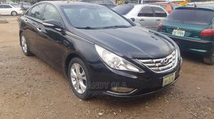 Hyundai Sonata 2012 Black | Cars for sale in Abuja (FCT) State, Garki 2