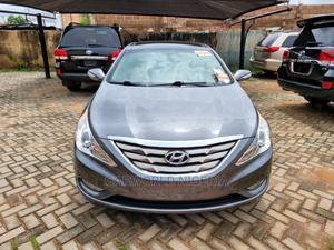 Hyundai Sonata 2012 Gray | Cars for sale in Edo State, Benin City
