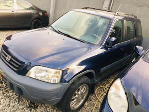 Honda CR-V 1999 Blue | Cars for sale in Lagos State, Ogba