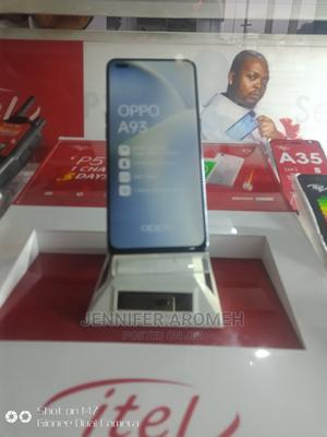 New Oppo A93 128GB Black   Mobile Phones for sale in Abuja (FCT) State, Kubwa