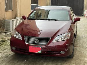 Lexus ES 2009 350 Red | Cars for sale in Lagos State, Ajah