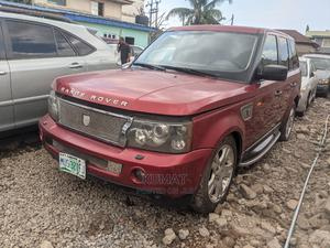 Land Rover Range Rover 2006 Red   Cars for sale in Lagos State, Ojodu