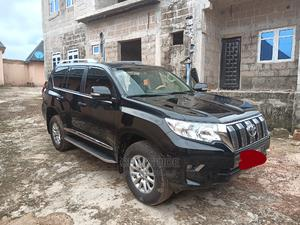 Toyota Land Cruiser Prado 2018 Black | Cars for sale in Lagos State, Amuwo-Odofin