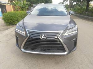 Lexus RX 2017 350 FWD Gray   Cars for sale in Lagos State, Ajah