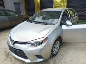 Toyota Corolla 2016 Silver   Cars for sale in Lagos State, Yaba