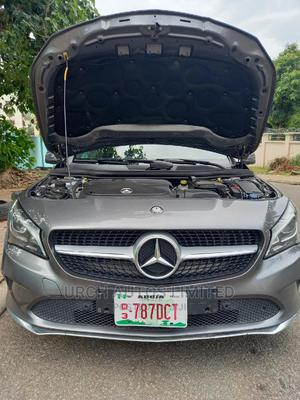 Mercedes-Benz CLA-Class 2016 Base CLA 250 AWD 4MATIC Gray | Cars for sale in Abuja (FCT) State, Wuse 2