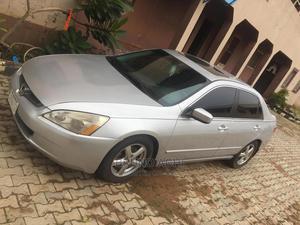Honda Accord 2004 Automatic Silver | Cars for sale in Abuja (FCT) State, Gwagwalada