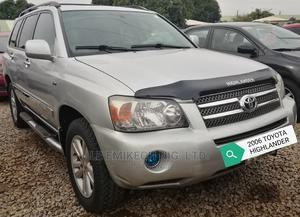 Toyota Highlander 2006 Silver   Cars for sale in Abuja (FCT) State, Gwagwalada