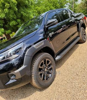 New Toyota Hilux 2021 Black | Cars for sale in Abuja (FCT) State, Wuse
