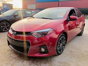 Toyota Corolla 2014 Red | Cars for sale in Lagos State, Amuwo-Odofin
