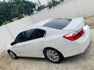 Honda Accord 2014 White | Cars for sale in Abuja (FCT) State, Maitama