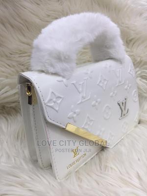 White Louis Vuitton Ladies Handbags. Classic LV Hand Bag | Bags for sale in Lagos State, Apapa