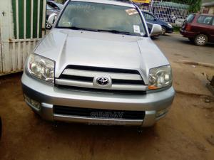 Toyota 4-Runner 2005 Silver | Cars for sale in Lagos State, Ikeja
