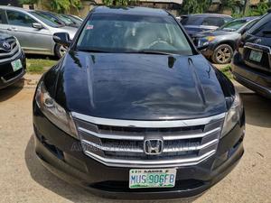 Honda Accord CrossTour 2010 Black | Cars for sale in Lagos State, Amuwo-Odofin