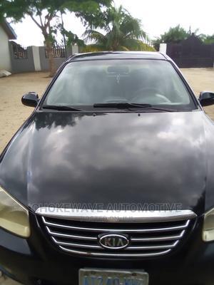 Kia Cerato 2005 Automatic Black   Cars for sale in Delta State, Sapele