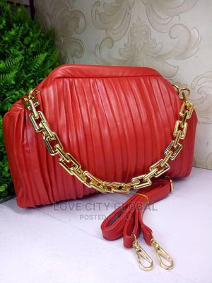 Red Handbags. Quality Designer Classic Handbags | Bags for sale in Lagos State, Lekki