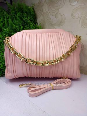 Pink Handbags, Classic Quality Designer Women's Handbags | Bags for sale in Lagos State, Lekki