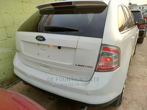 Ford Edge 2008 White | Cars for sale in Lagos State, Ogba