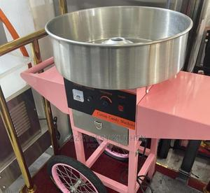 Cotton Candy Floss Machine With Cart | Restaurant & Catering Equipment for sale in Lagos State, Surulere