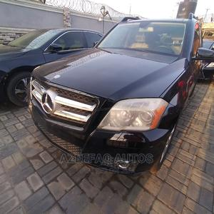 Mercedes-Benz GLK-Class 2011 350 Black   Cars for sale in Lagos State, Surulere