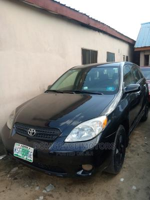 Toyota Matrix 2006 Black   Cars for sale in Lagos State, Surulere