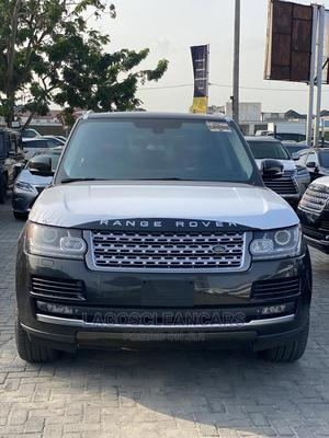 Land Rover Range Rover Vogue 2013 Gray   Cars for sale in Lagos State, Lekki