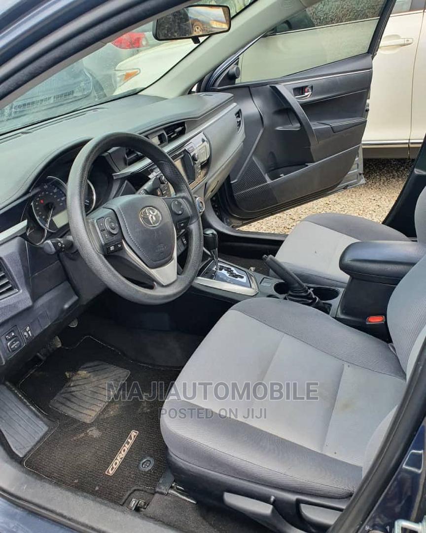 Toyota Corolla 2016 Blue   Cars for sale in Utako, Abuja (FCT) State, Nigeria