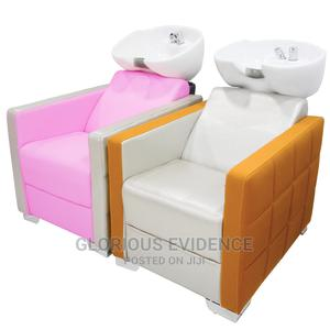 Colorful Shampoo Basin 6303 (Pink) | Salon Equipment for sale in Lagos State, Surulere
