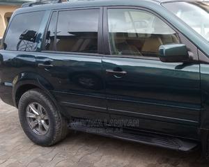 Honda Pilot 2004 EX 4x4 (3.5L 6cyl 5A) Green | Cars for sale in Bayelsa State, Yenagoa