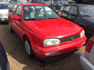 Volkswagen Golf 2003 Red | Cars for sale in Lagos State, Amuwo-Odofin