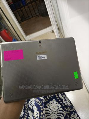 Samsung Galaxy Tab S 10.5 16 GB Gray | Tablets for sale in Lagos State, Ikeja