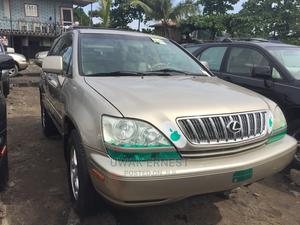 Lexus RX 2002 Gold | Cars for sale in Lagos State, Amuwo-Odofin
