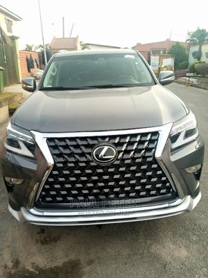 Lexus GX 2019 460 Luxury Gray | Cars for sale in Lagos State, Ogba