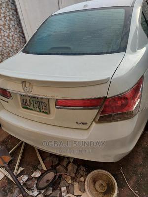 Honda Accord 2011 Sedan EX-L V-6 White | Cars for sale in Abuja (FCT) State, Gwarinpa