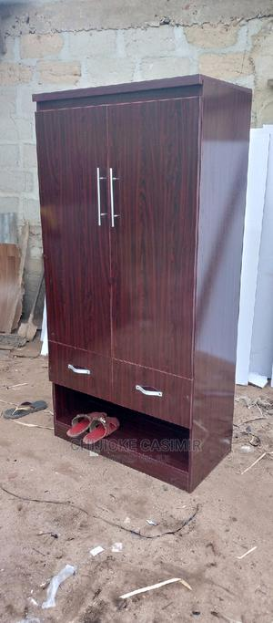 3by6 Wardrobe With Two Drawer and Space for Shoes   Furniture for sale in Imo State, Owerri
