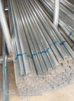"""11⁄2"""" Galvanized Pipes   Building Materials for sale in Lagos State, Ipaja"""