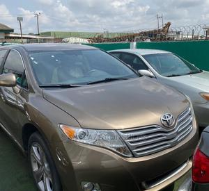 Toyota Venza 2012 AWD Brown   Cars for sale in Lagos State, Agege