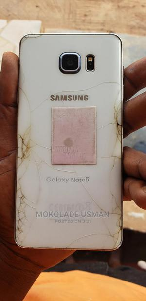 Samsung Galaxy Note 5 32 GB White | Mobile Phones for sale in Lagos State, Ikeja